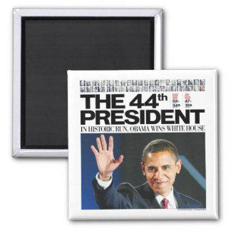 Obama: The 44th President Magnet