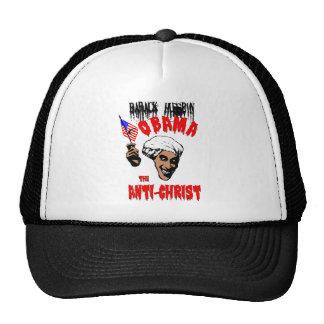Obama The Anti-Christ Hat