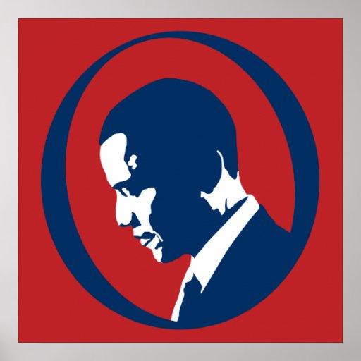 Obama: The Big O Poster