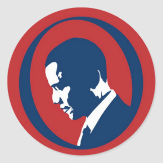 Obama: The Bio O Sticker