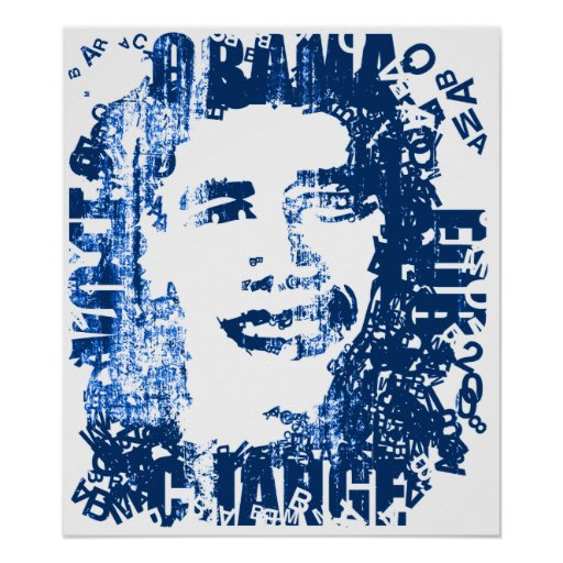 OBAMA The Candidate Posters