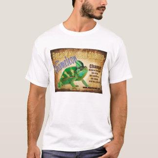 Obama the Chameleon T-Shirt