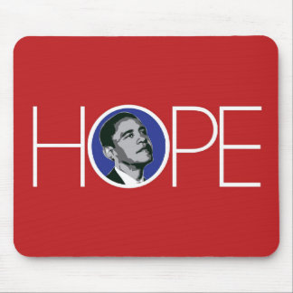Obama: There is Hope Mouse Pad