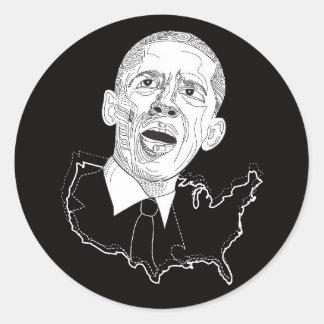 Obama United Sticker