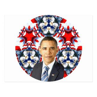 Obama USA_ Postcard