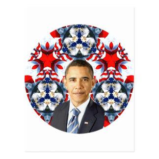 Obama,USA_ Postcard
