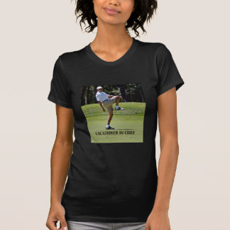 Obama Vacationer In Chief T-Shirt