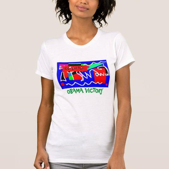 OBAMA VICTORY T-Shirt