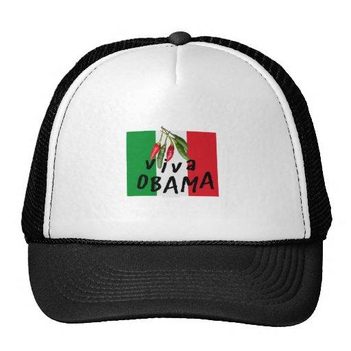 Obama VIVA Hats