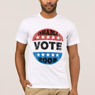 Obama Vote 2008 T Shirt