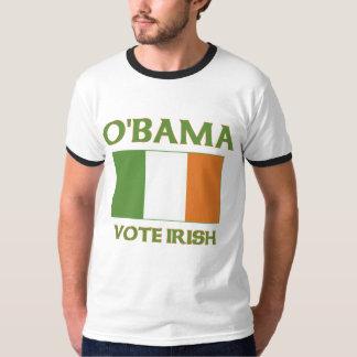Obama Vote Irish T-Shirt