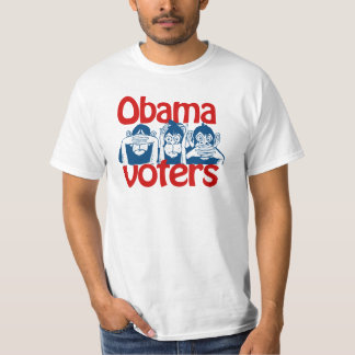 Obama Voters T-Shirt