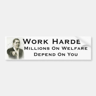 obama wants you bumper stickers
