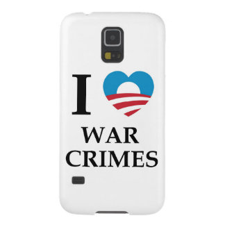 Obama War Crimes Galaxy S5 Covers