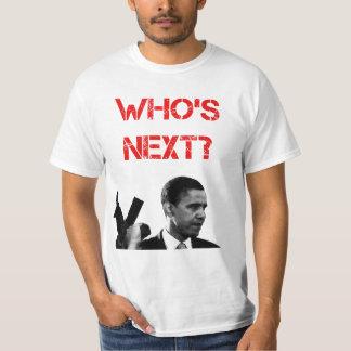 Obama - Who's Next? Shirt