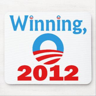 Obama Winning, 2012 Mouse Pad