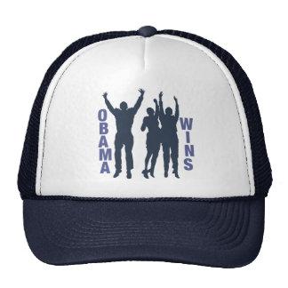 Obama Wins Trucker Hat