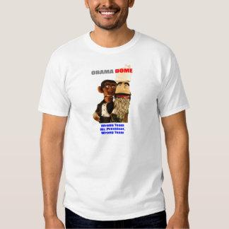 Obama - Wrong Team! T-Shirt