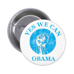 """Obama Yes We Can "" Button"