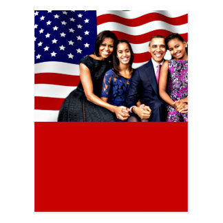 Obama,Yes We Can_ Postcard