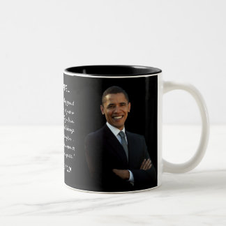 Obama Yes We Did - Inauguration Mug