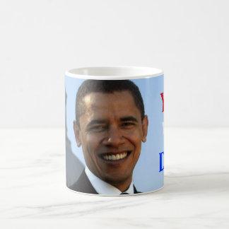 Obama Yes We Did! Coffee Mugs