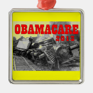 OBAMACARE CHRISTMAS ORNAMENT
