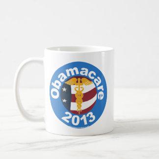 Obamacare Cup Basic White Mug