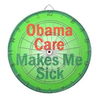 ObamaCare Dartboard