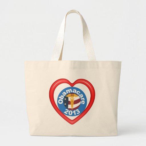 Obamacare Heart Bag