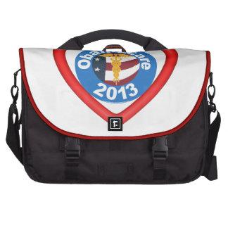Obamacare Heart Bag Commuter Bag
