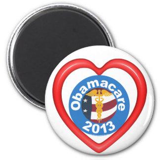 Obamacare Heart Magnets