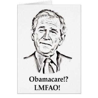Obamacare LMFAO Cards