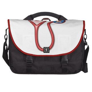 Obamacare Love Bag Laptop Commuter Bag