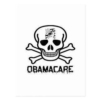 Obamacare Postcards