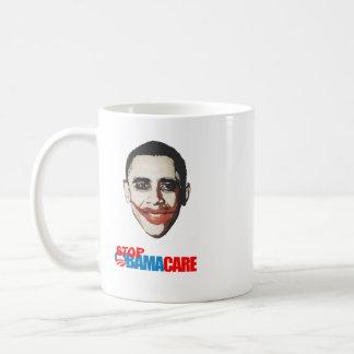 Obamacare - Stop Obamacare Basic White Mug