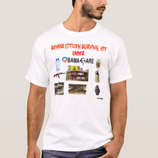 OBAMACARE SURVIVAL KIT T-Shirt
