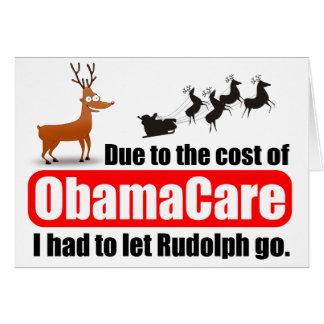 ObamaCare Vs Greeting Card