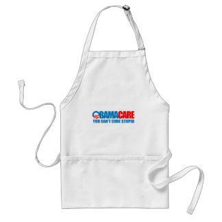 Obamacare - You can't cure stupid Standard Apron