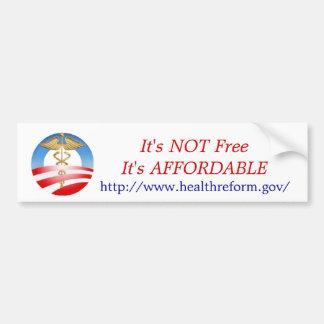 Obamacares Bumper Stickers