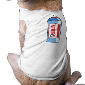 OBAMACIDE - DOG CLOTHES
