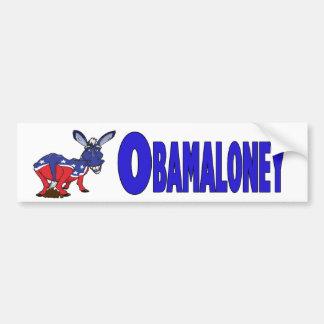 Obamaloney Bumper Sticker