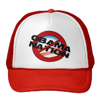 ObamaNation Buster Mesh Hat