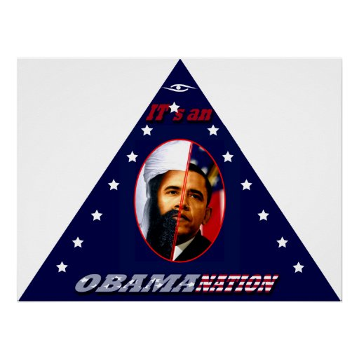 Obamanation Poster