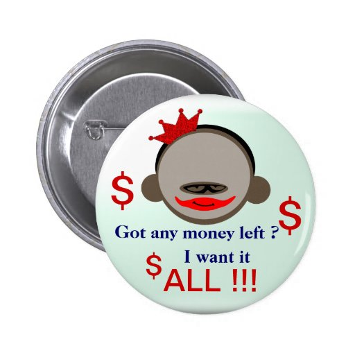 Obama's  Deal Pinback Buttons