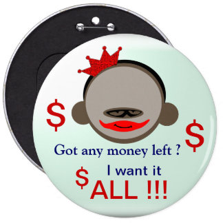 Obama's  Deal Buttons