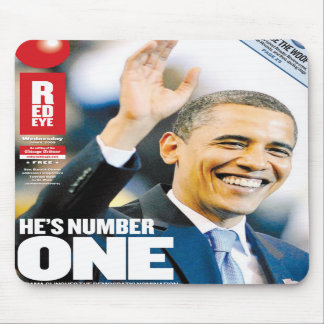 Obama's Number One Mousepad