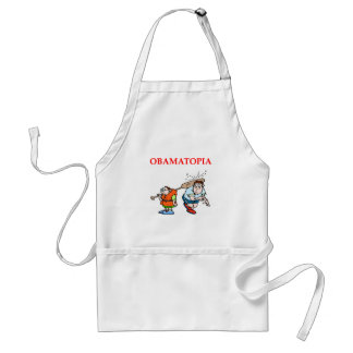 OBAMATOPIA10.png Adult Apron