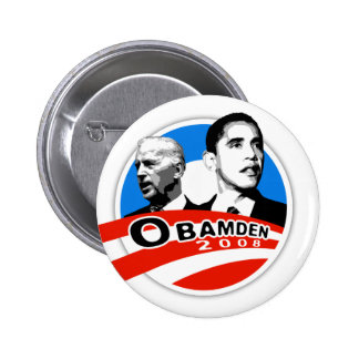 OBAMDEN 2008 Button
