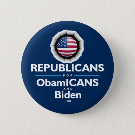 ObamICANS Republicans Button